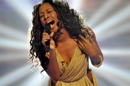 ALEXANDRA BURKE the X-factor