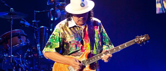 Review: Carlos Santana at The O2   News