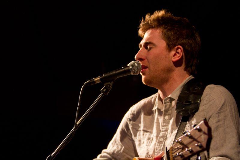 Jamie Lawson @ Whelans by Kieran Frost