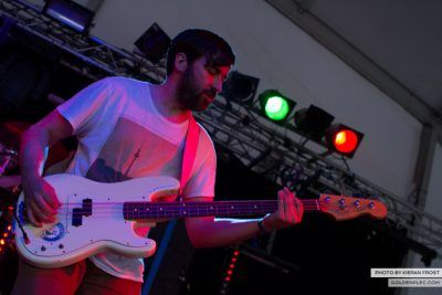 Le Galaxie at Indiependence by Kieran Frost
