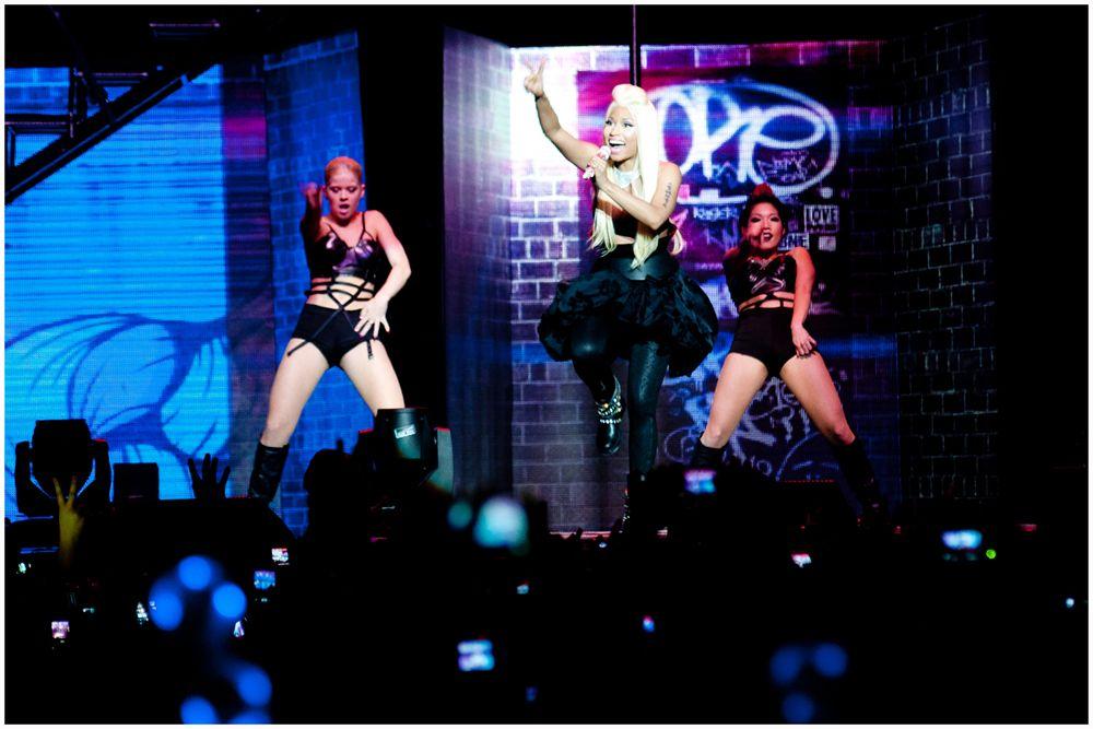 Nicki minaj the o2 arena london 2015 4