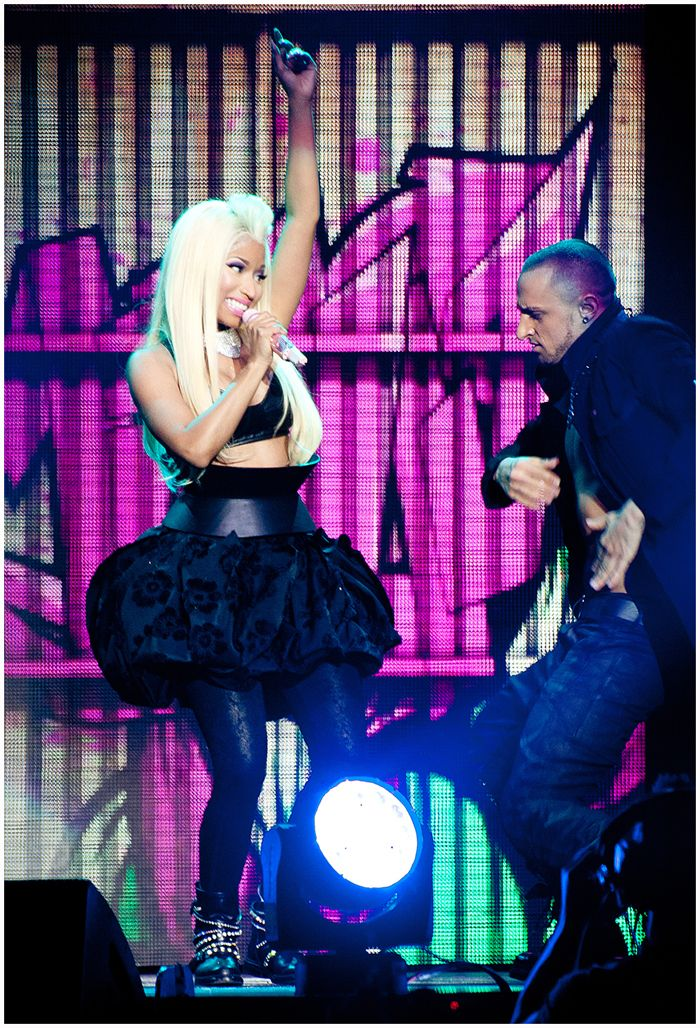 Nicki minaj the o2 arena london 2015 5