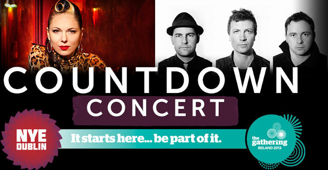 NYE Dublin on College Green to feature Imelda May and Bell X1 DNYE HOME BANNER CONCERT NEW008