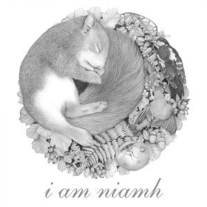 I am Niamh EP cover.