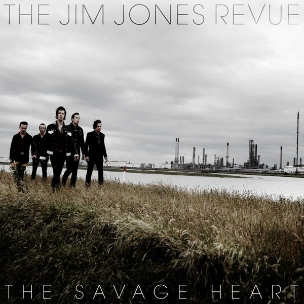 The Jim Jones Revue – The Savage heart