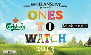 Ones to Watch 2013 lineup