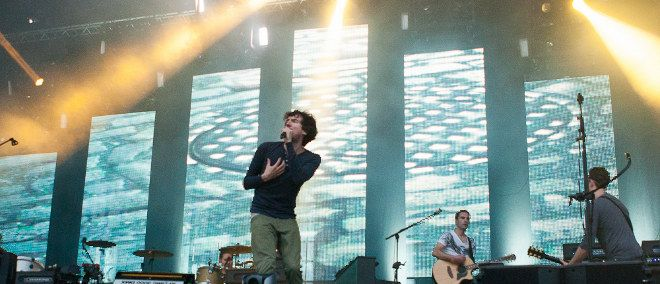 Snow Patrol at Phoenix Park