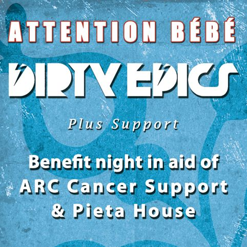 Attention Bébé & Dirty Epics to headline Grand Social benefit show THUMBNAIL 1