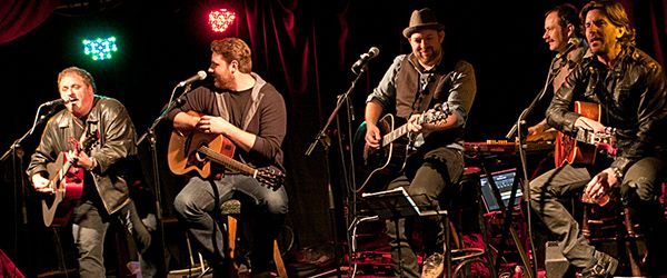 CMA Songwriters Series at Whelans | Review CMA Songwriters @ Whelans Abe Tarrush banner
