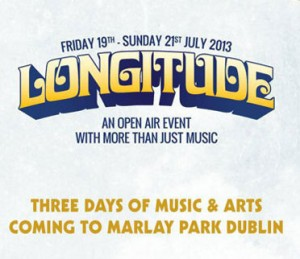 Longitude 2013 is sold out!