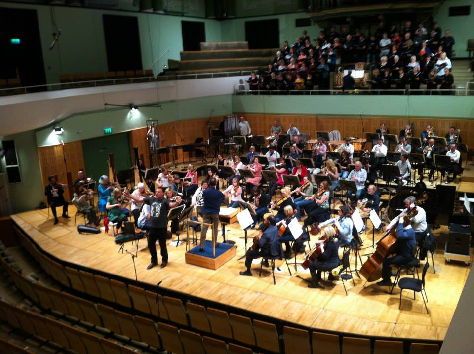 rte concert orchestra to play a night at the proms at the