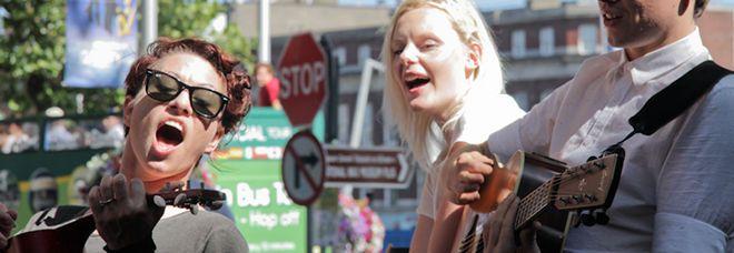 Amanda Palmer on Liffey Street | Review Amanda Palmer ninja gig18072013 by Yan Bourke 271