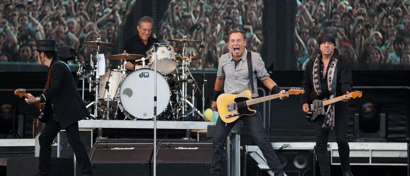 Bruce Springsteen & The E Street Band At Nowlan Park | Review Bruce Springsteen at Nolan Park KK July 2013 1422 2