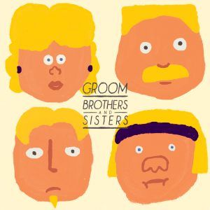 Groom Bros & Sis EP Cover