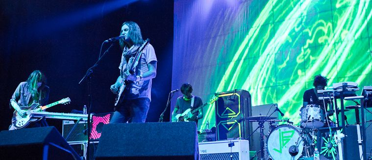 Tame Impala at The Olympia Theatre | Review Banner