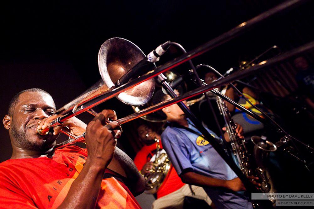 Hot 8 Brass Band - The Sugar Club - 02 August 2013 (12)-19