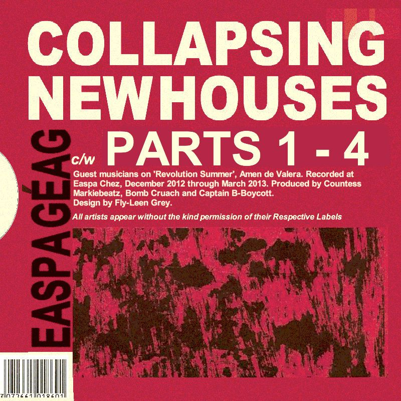 Easpa Géag- Collapsing New Houses| Review
