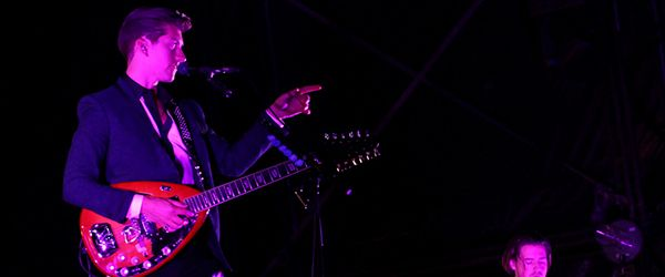 Electric Picnic   Sunday | Review Arctic Monkeys at Electric Picnic by Yan Bourke on 010913 04 banner