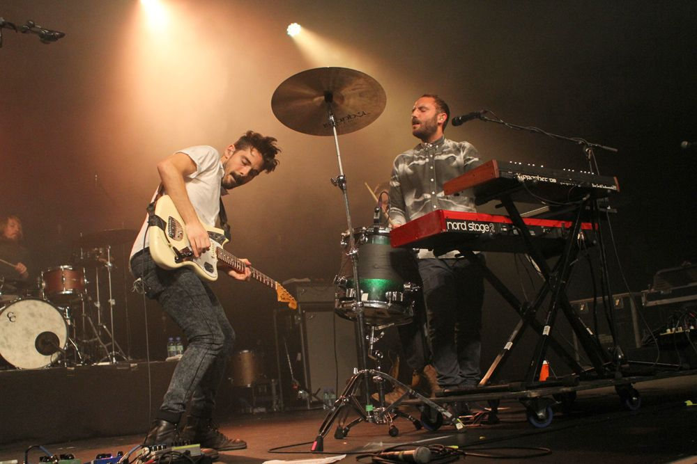 Local Natives at The Olympia Theatre by Mark Earley