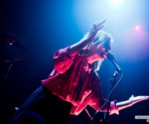 Austra by Aaron Corr