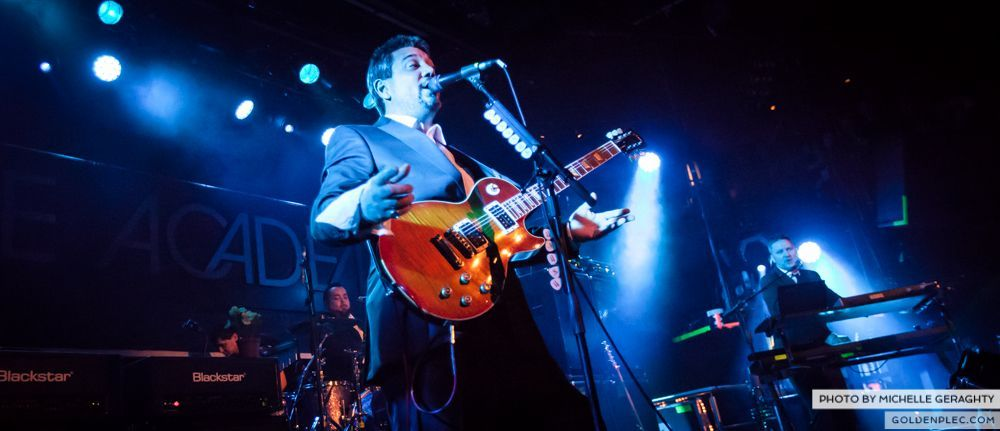 Fun Lovin Criminals At The Academy Review Live Review