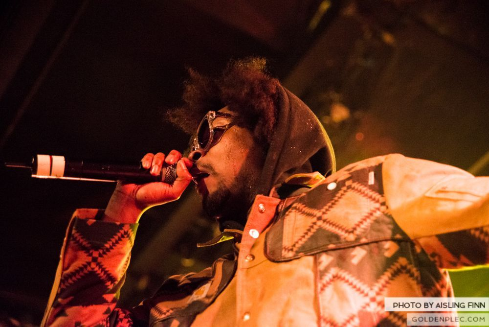 Danny Brown at The Academy by Aisling Finn