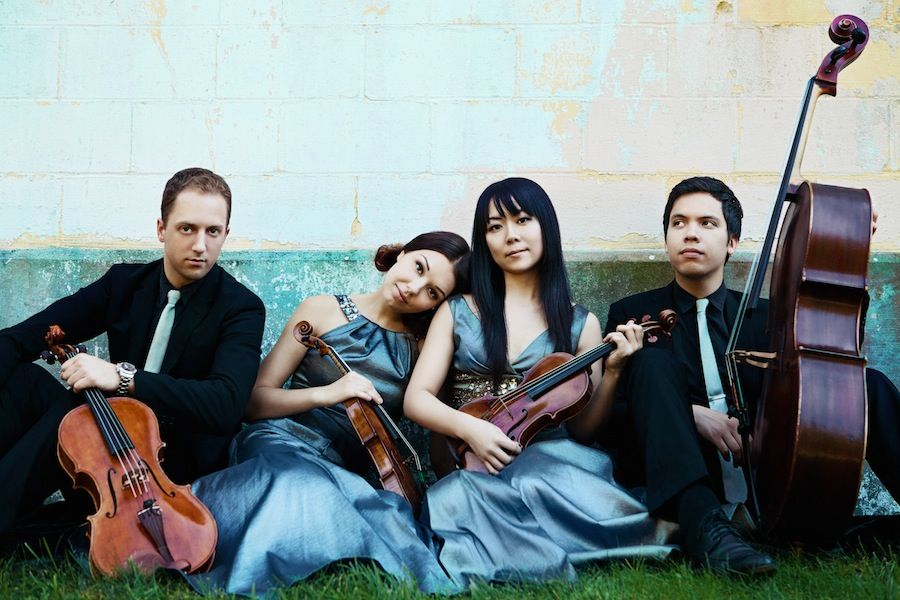 The Attacca Quartet at St. Finian s Lutheran ChurchReview Live Review