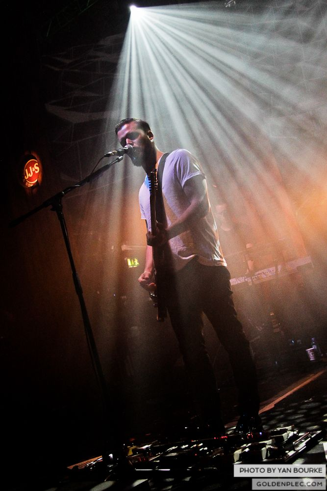 White Lies at The Ambassador on By Yan Bourke