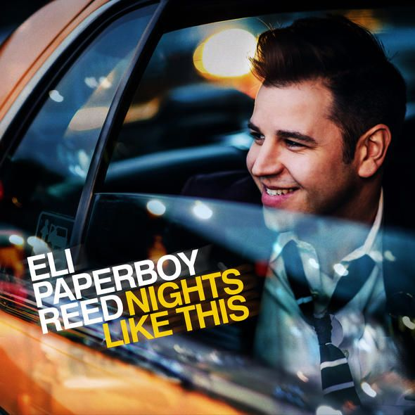 Eli Paperboy Reed Nights Like This Album Cover