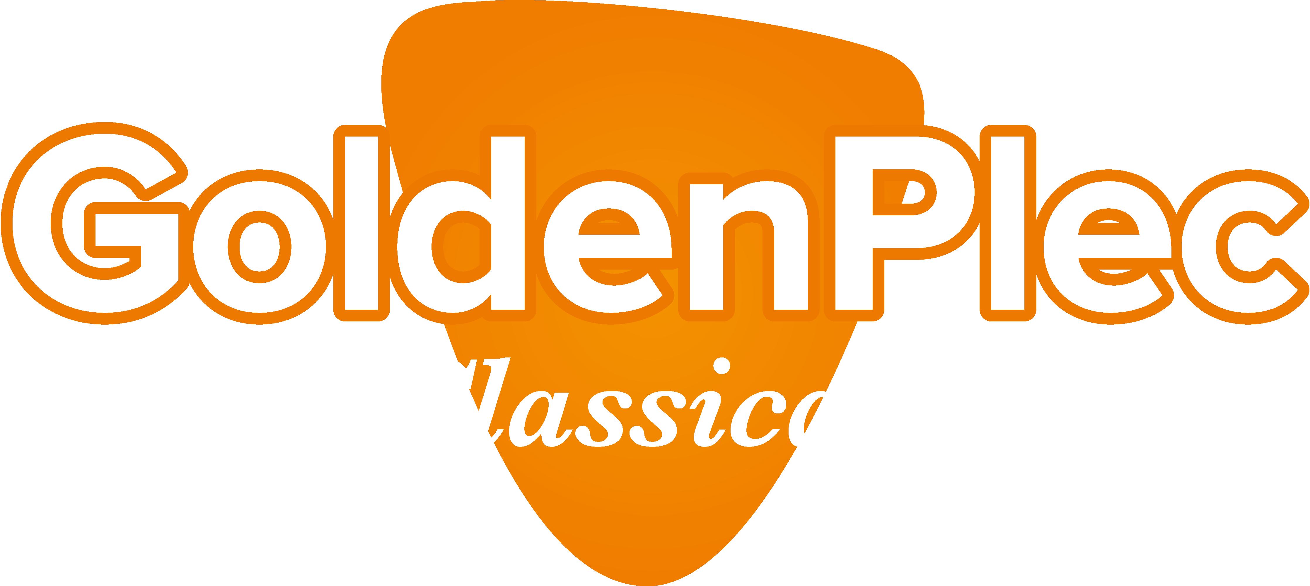 GoldenPlec logo