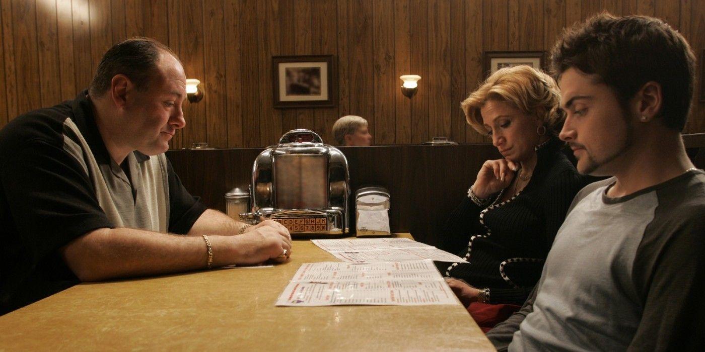 "The Sopranos (P621) ""Made In America"""
