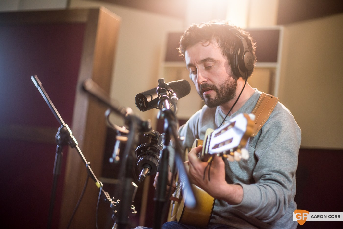 Jape - Press Record Session by Aaron Corr-