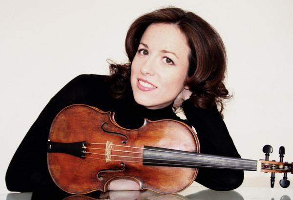 Claire Duff violin