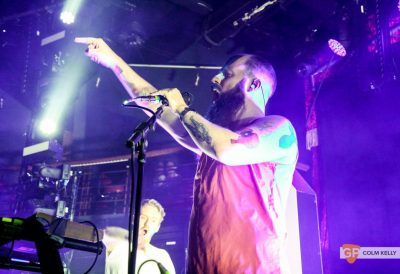 Le Galaxie at The Academy by Colm Kelly