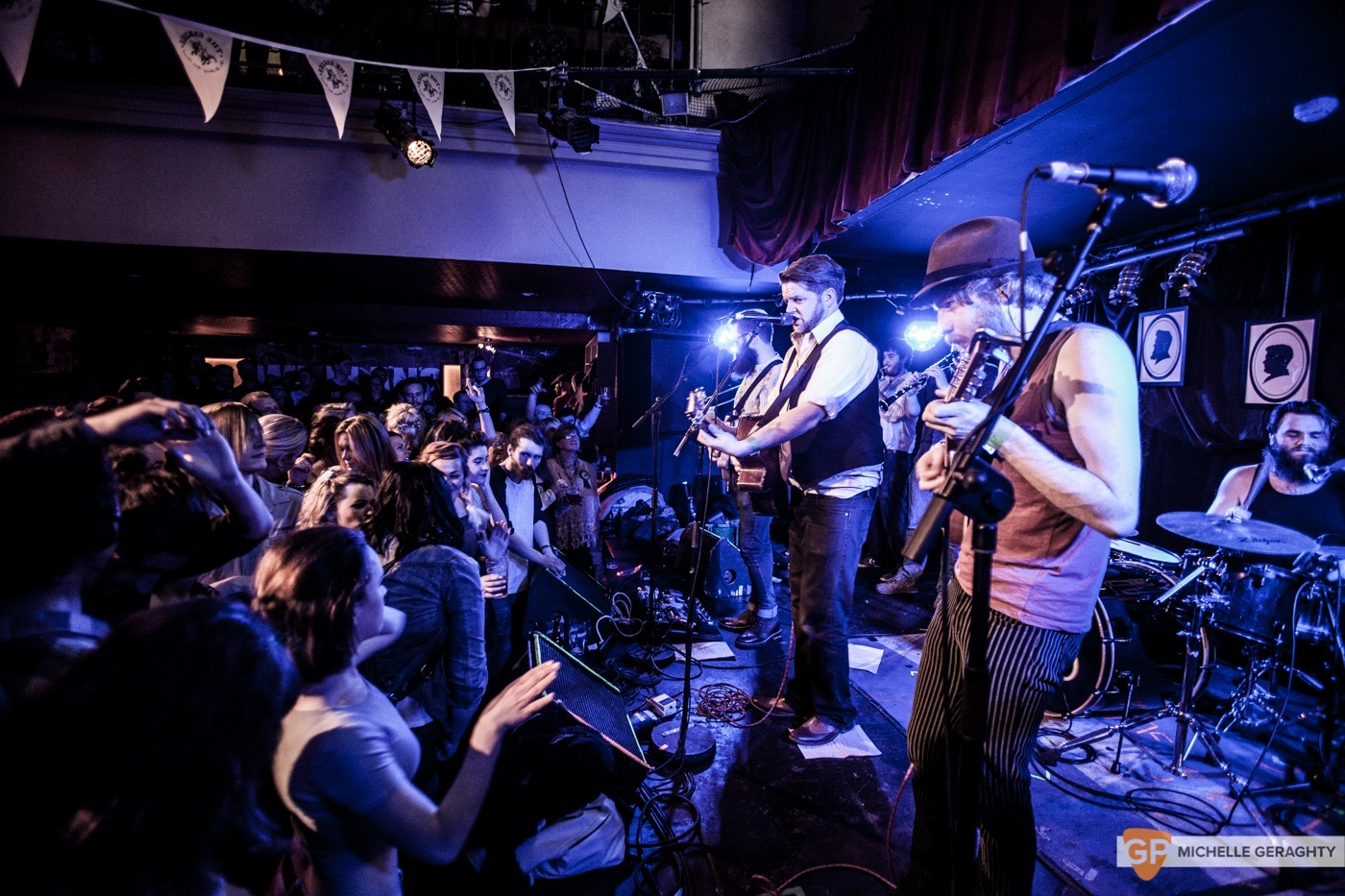 25_The Eskies Album Launch at Whelans (AAA) May 2015_8642