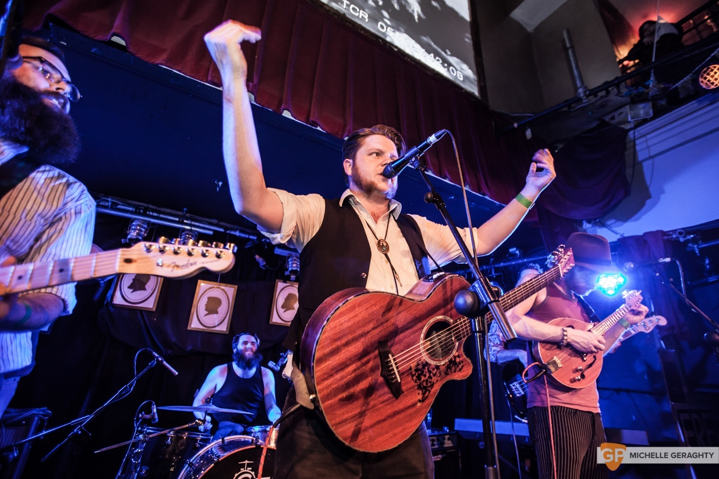 43_The Eskies Album Launch at Whelans (AAA) May 2015_8756