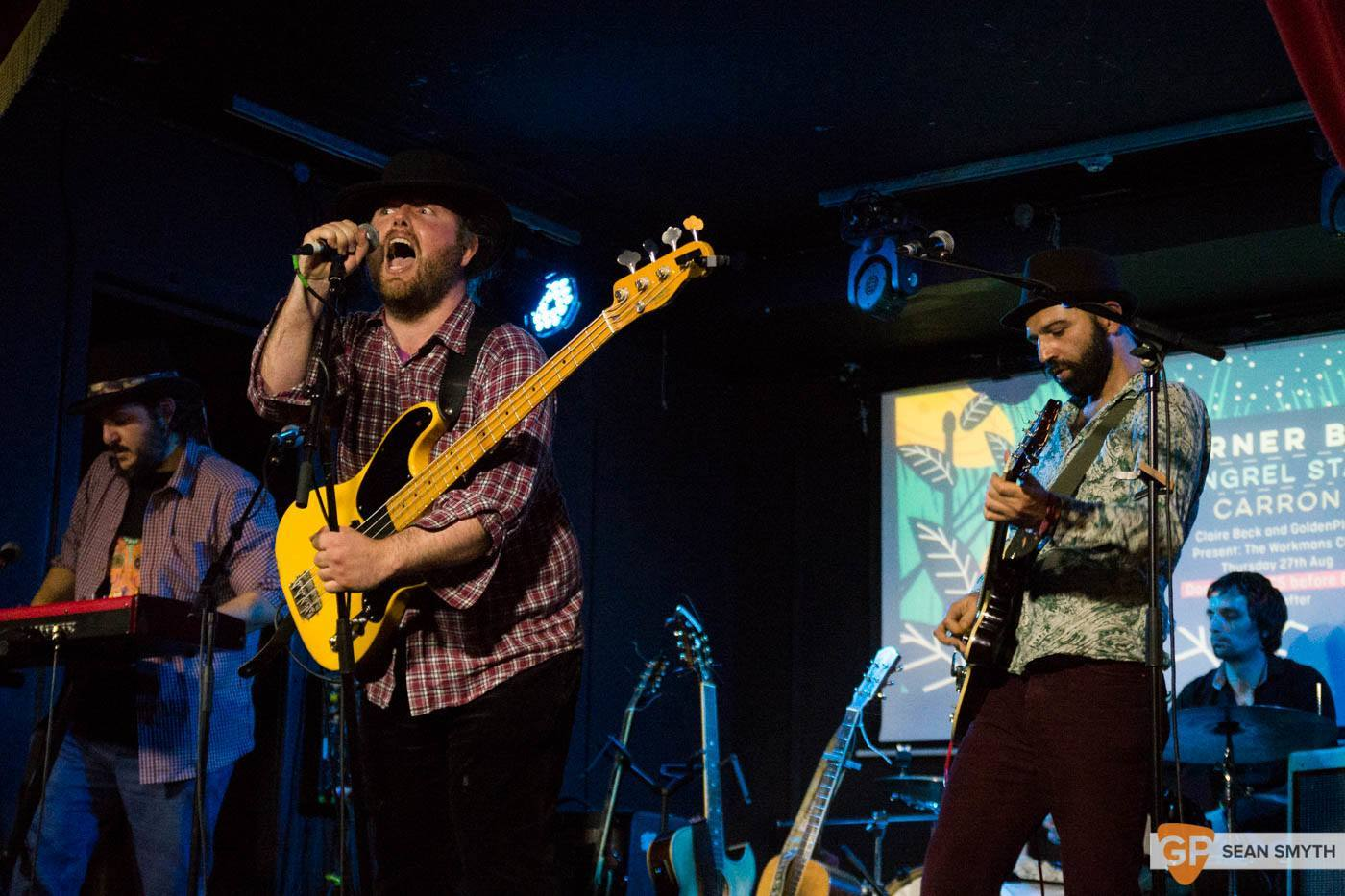 Mongrel State at GoldeBeck in the Workman's Club by Sean Smyth (27-8-15) (9 of 11)