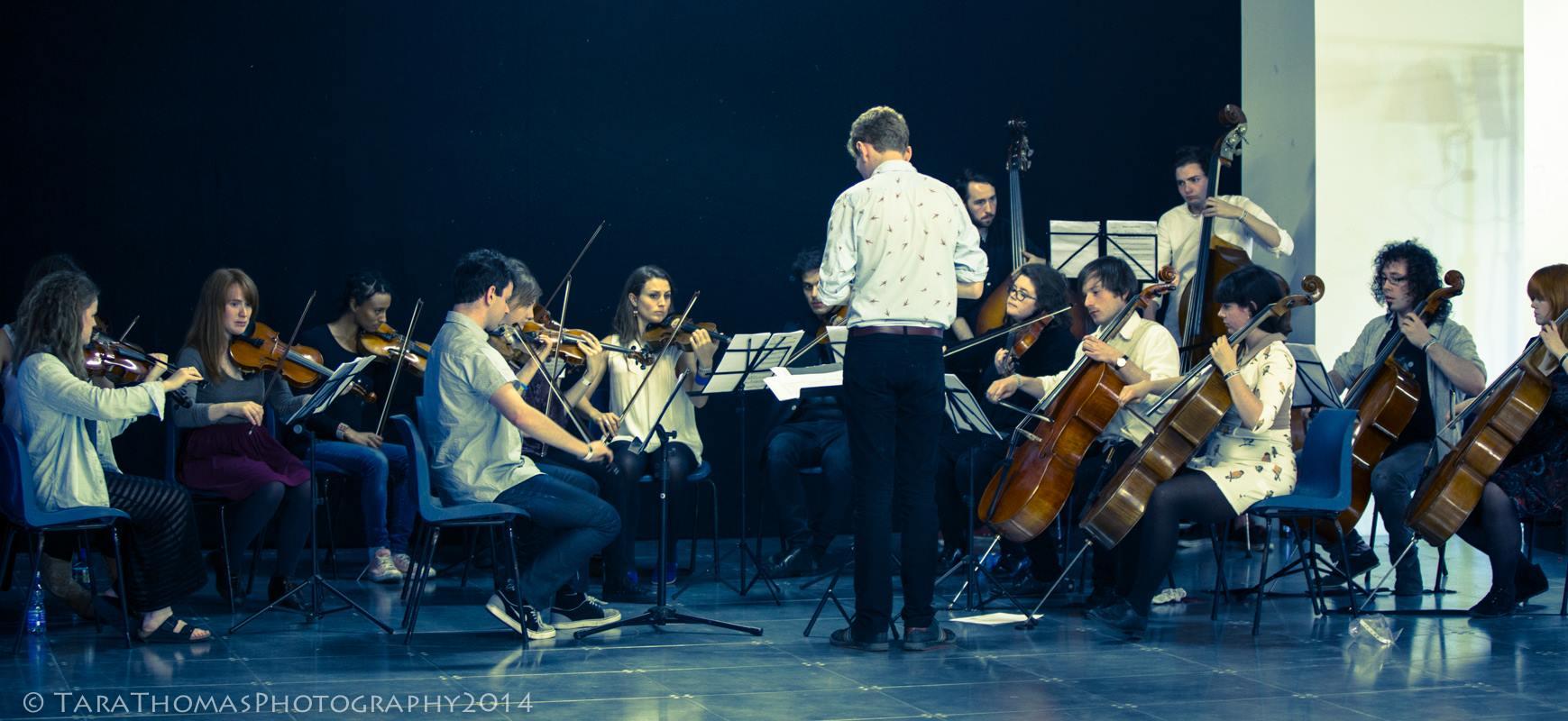 Téada Orchestra Cold Moon