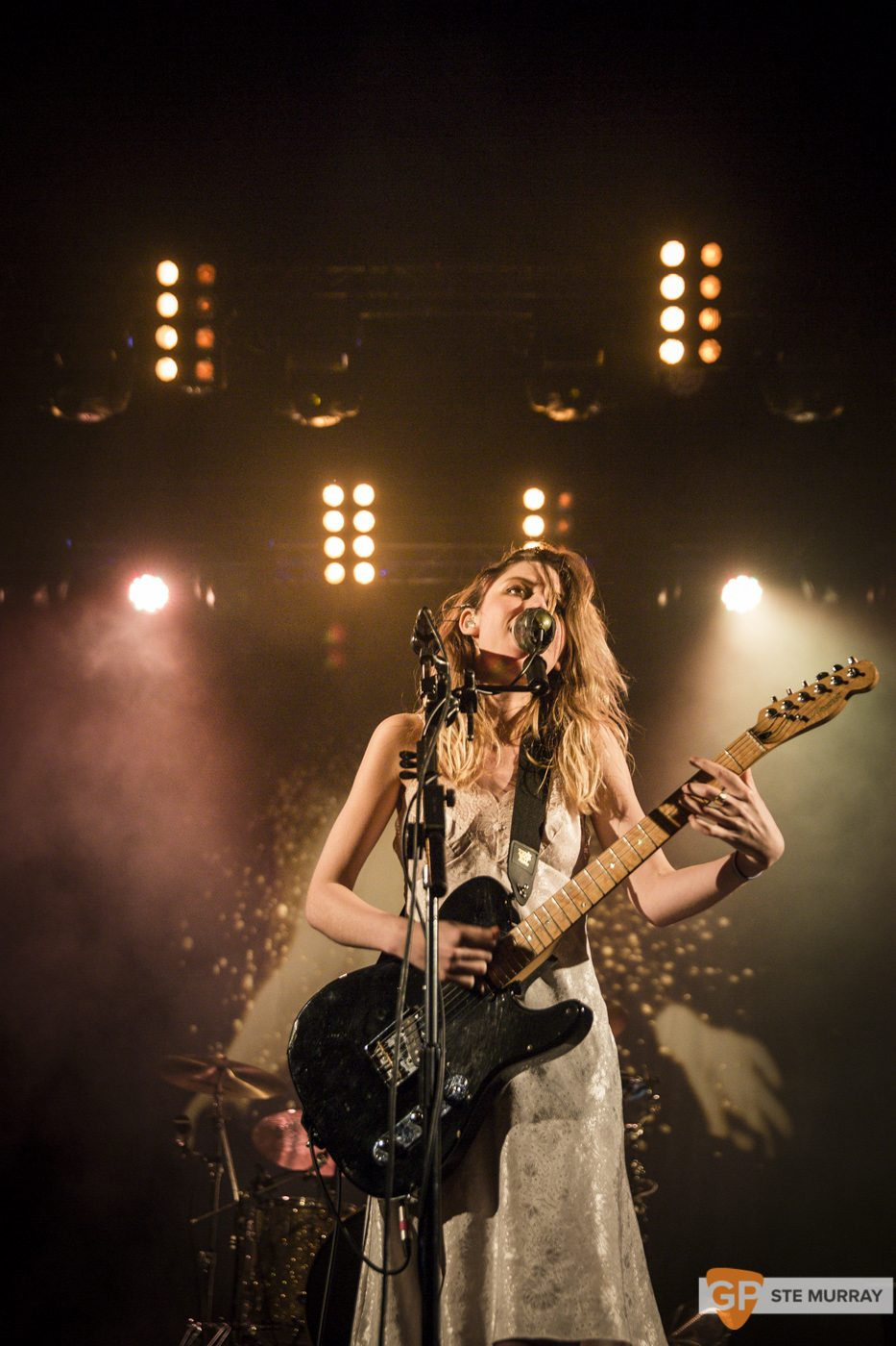 Wolf Alice at Olympia Theatre by Ste Murray_18