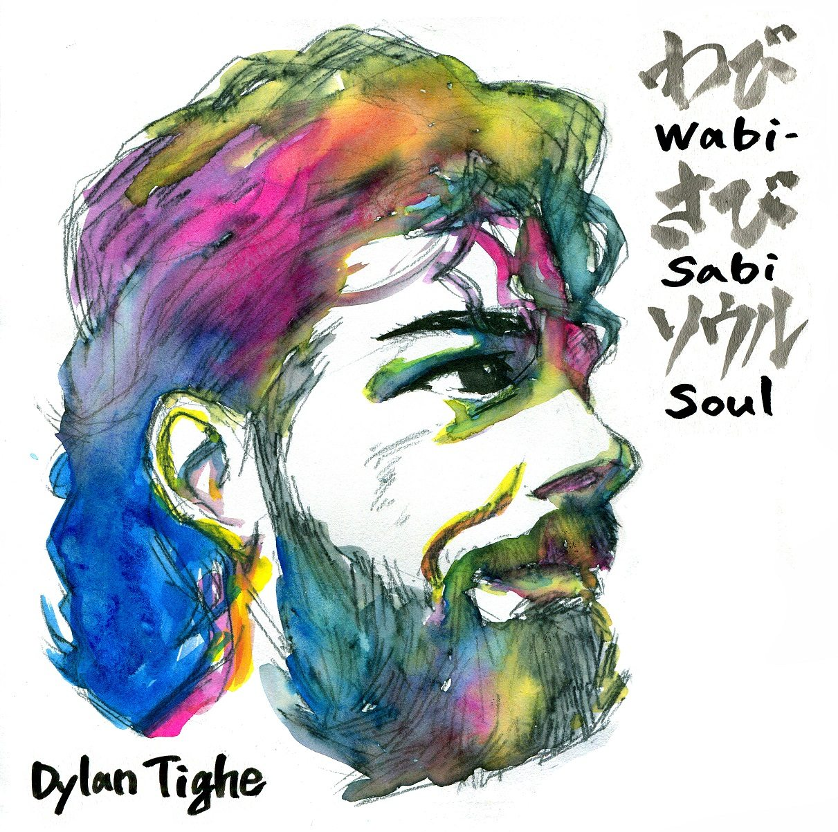 Dylan Tighe -WABI_SABI SOUL COVER ART - credit - artwork- Shota Kotake -