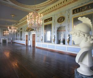 Castletown House Long Gallery