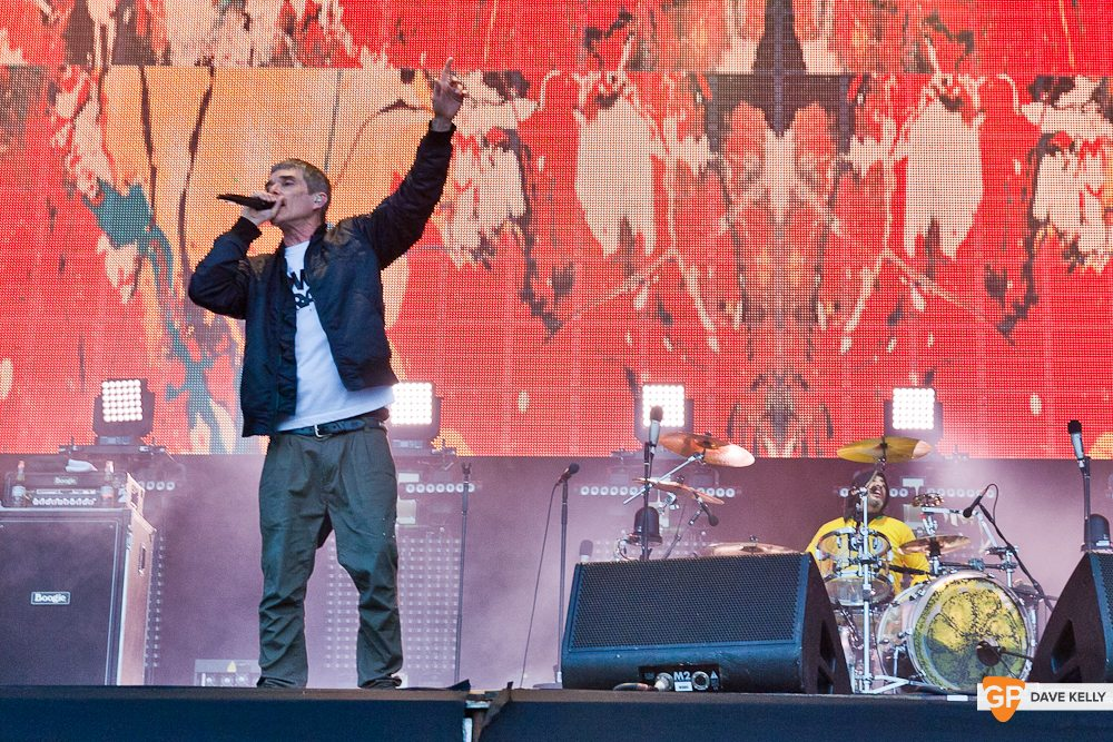 The Stone Roses at Marlay Park