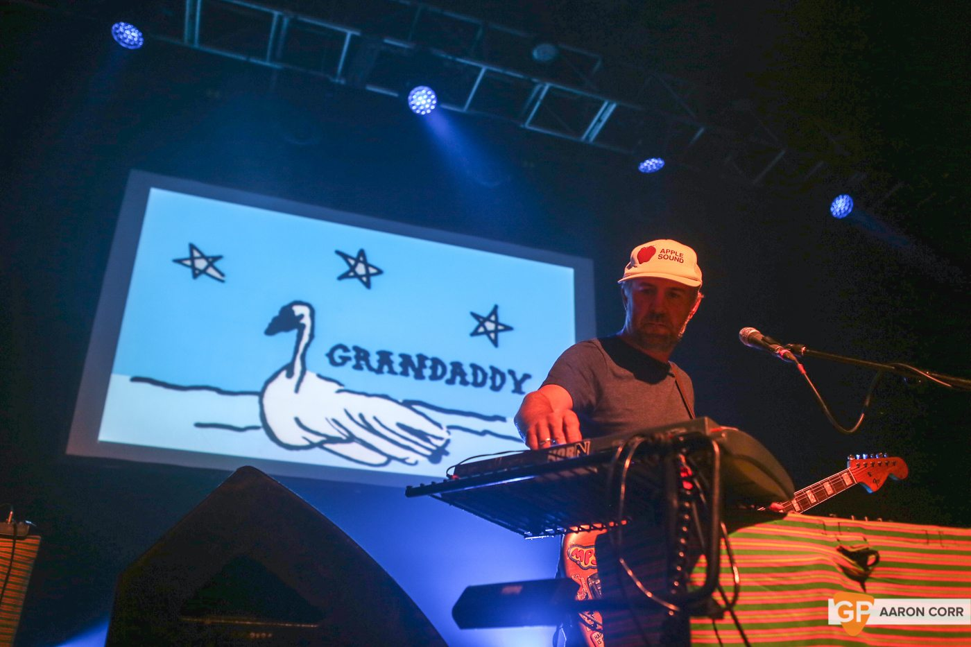 Grandaddy at Vicar Street by Aaron Corr-9662