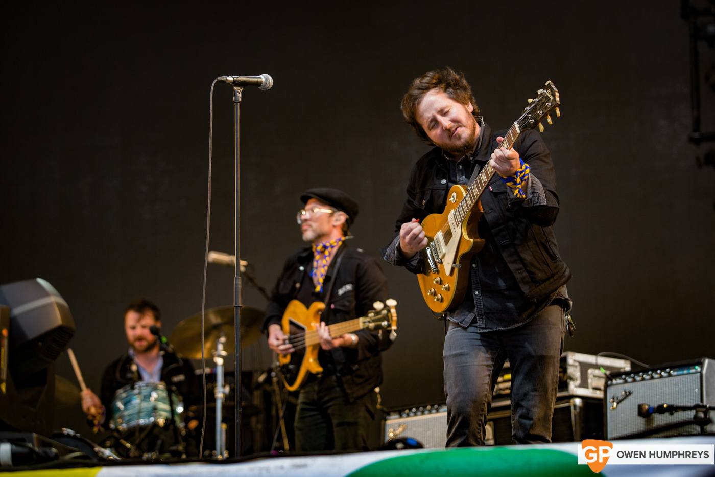 Nathaniel Rateliff and the Night Sweats at Electric Picnic by Owen Humphreys
