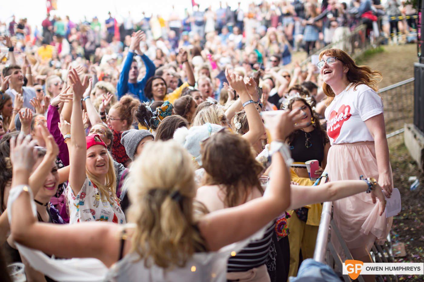 Sing Along Social at Electric Picnic by Owen Humphreys
