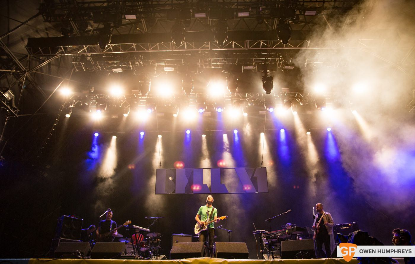 Bell X1 at Electric Picnic by Owen Humphreys