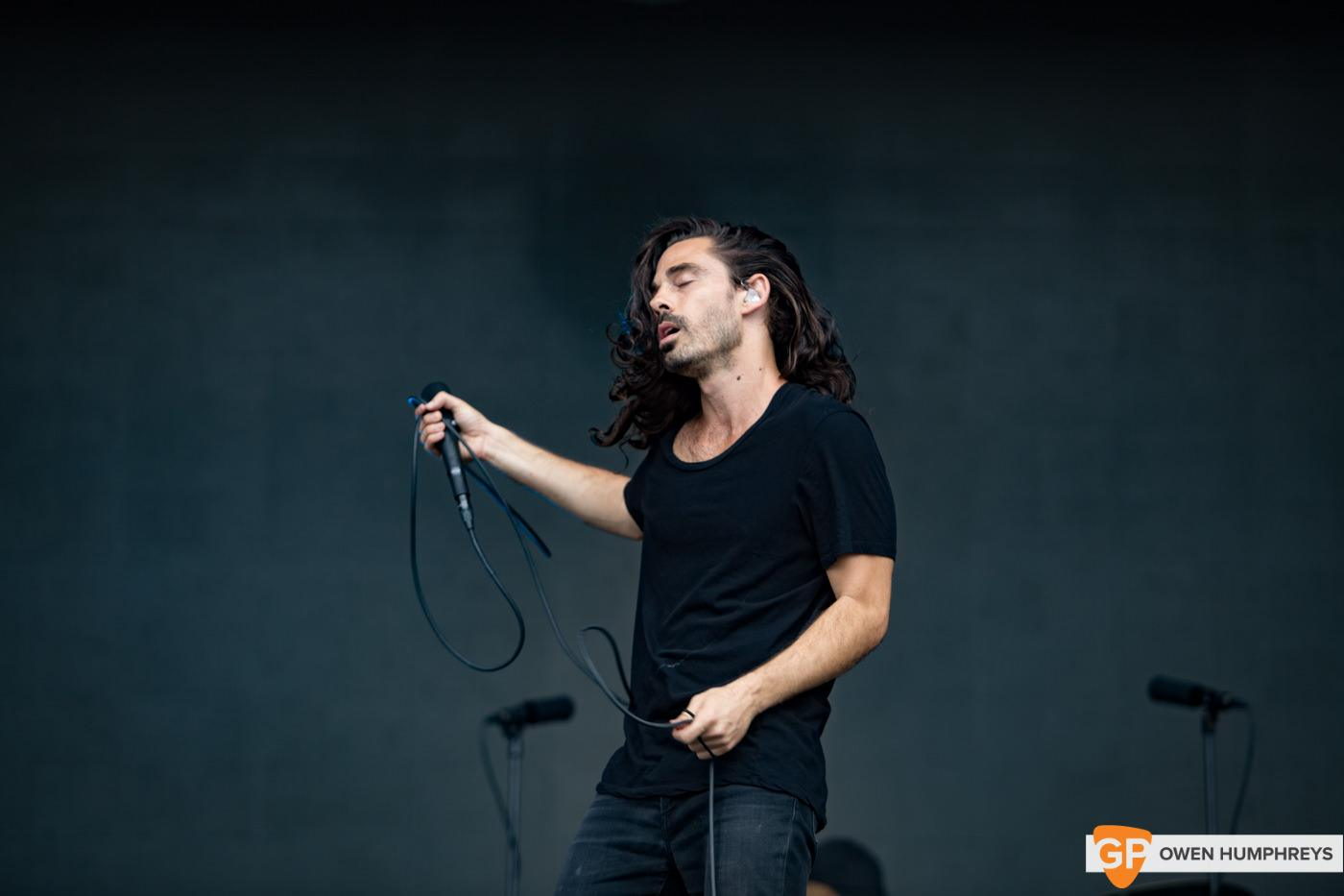 Local Natives at Electric Picnic by Owen Humphreys