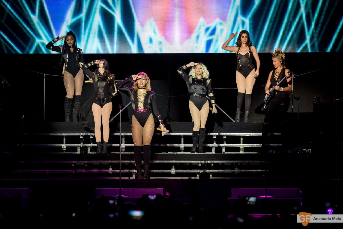 Fifth Harmony at 3Arena by Anamaria Meiu