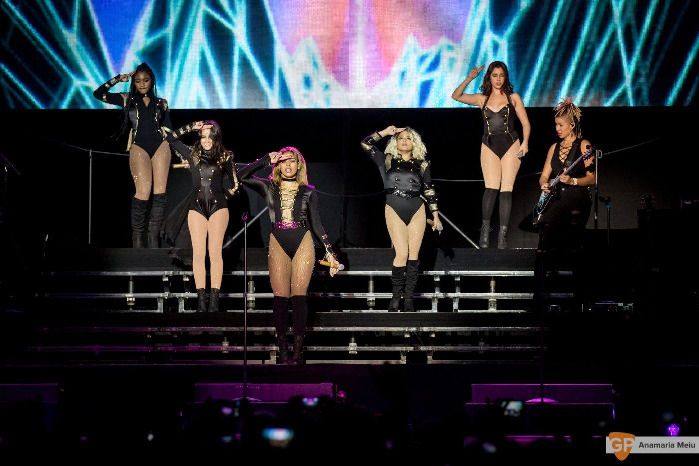 Fifth Harmony at 3Arena by Anamaria Meiu