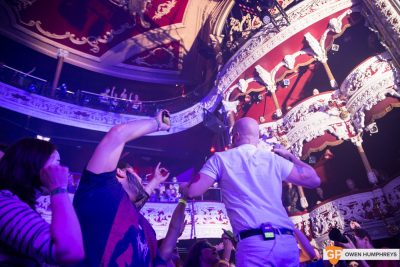 Le Galaxie at The Olympia Theatre by Owen Humphreys